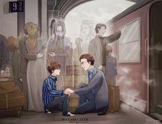 Harry y Albus