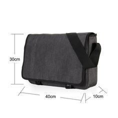 Postman Men  Buisness Crossbody Bag; Laptop Case Office Men Messenger Bag; Canvas Shoulder Bag;