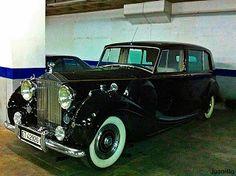 Colecciones y Museos: La colección de la Casa Real Española   Rolls Royce  Phantom IV