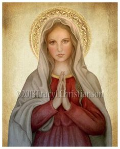 Blessed Mother Mary, Blessed Virgin Mary, Religious Images, Religious Art, Mary Tattoo, Images Of Mary, Mama Mary, Queen Of Heaven, Mother Art