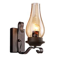 Purchase this wall lamp from Homelava.com at low price to decor your room, will make your room look simple and stylish. Vintage Industrial Lighting, Industrial Wall Lights, Retro Lighting, Contemporary Wall Lights, Modern Wall Lights, Vintage Loft, Porch Wall Decor, Outdoor Sconce Lighting, Retro Bedrooms