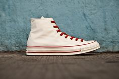 """Nigel Cabourn x Converse First String 1970s Chuck Taylor All Star Hi """"Ventile"""""""