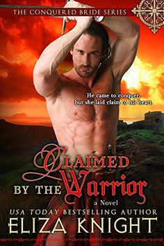 Claimed by the Warrior (The Conquered Bride Series Book 3) by Eliza Knight http://www.amazon.com/dp/B01AKXRP0E/ref=cm_sw_r_pi_dp_uJDOwb0SYW02N