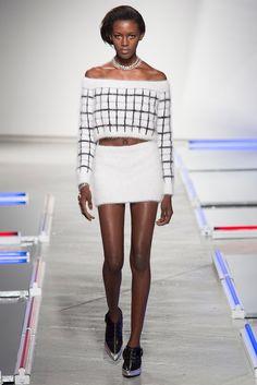 Rodarte Spring 2014 Ready-to-Wear Fashion Show - Kai Newman