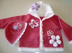 Detské oblečenie - Ružový svetrík - 1197017