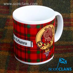 Munro Clan Crest and