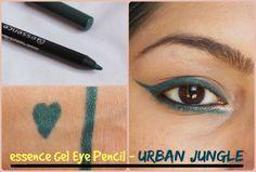 Essence Gel Eye Pencil in Urban Jungle