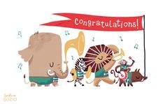 Congratulations drawing - Google 검색