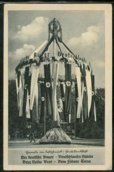 erntedankfest postcard