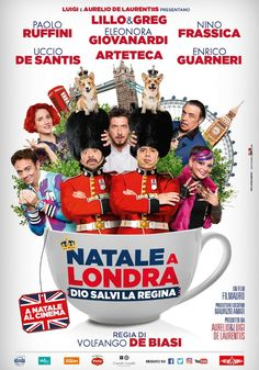 NATALE A LONDRA STREAMING FILM ITA 2016 | FILM STREAMING HD