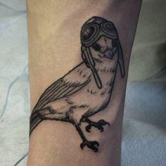 The final tattoo of Game Of Thrones Tattoo, Pretty Birds, Tattoos, Instagram Posts, Beautiful Birds, Tatuajes, Japanese Tattoos, Tattoo, Tattoo Illustration