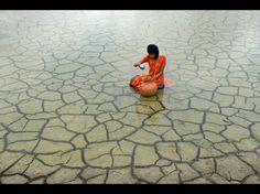 Le manque d'eau est un problème récurrent pour les populations indiennes des Sundarbans, au Bengale occidental.