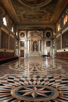 Scuola Grande di San Giovanni Evangelista. Santa Croce, Venice
