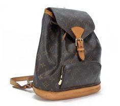 Louis Vuitton Monogram Moyen Montsouris MM Backpack