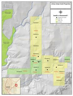 Purchase of utilities properties at Jimmy Camp Colorado Springs, Cheyenne Mountain, Parks Department, Mountain States, Parking Design, Park City, State Parks, Camping, Colors