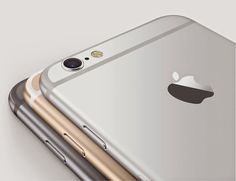 The iPhone 6 and 6 plus entered a new category, and completely redefined what the iPhone could do. iPhone 6 and 6 plus Apple Iphone 6, Camera Do Iphone, Iphone 6plus, Smartphone, Iphone 6 Plus Gold, Ipod, Refurbished Iphone, Iphone Battery Replacement, Apple 6