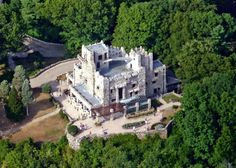 Gillettes Castle---East Haddam, CT