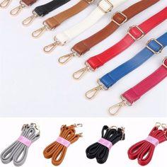 1-24M-Adjustable-Handbag-Purse-Handle-Shoulder-Bags-Leather-Strap-Replacement