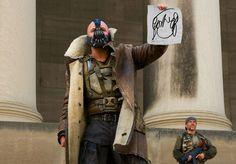 Bane searching for Ramona #TDKR #ScottPilgrimVsTheWorld