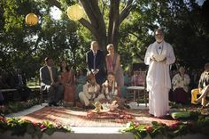 2013,california,catholic,emma,fusion,hindu,horse,indian,june,june 15,pasadena,ravi,wedding,
