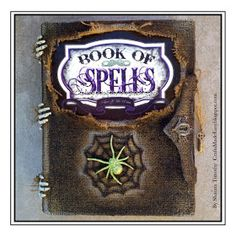Crafts Made Easy: Book Of Spells