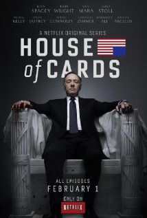 Wickedly good!  House of Cards (2013) Francis Underwood is Majority Whip. He has his hands on every secret in politics - and is willing to betray them all to become President.