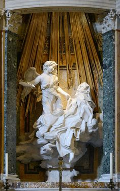 Ecstasy of Saint Teresa - Wikipedia