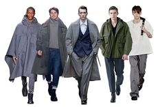 A Guide to Next Fall's Menswear Fashion Trends