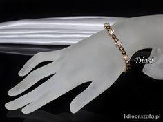 Bransoletka Michael Kors MK cyrkonie kolory   Cena: 29,00 zł  #nowa #srebrna #bransoletka #zlota #cyrkonie #michaelkors