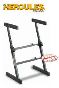 Hercules Auto Z Style Keyboard Stand, KS400B by Hercules. $149.95. Hercules once again sets the standard for quality and durability with KS400B Z-Style Heavy Duty keyboard stand!