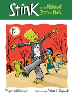 Stink and the Midnight Zombie Walk.