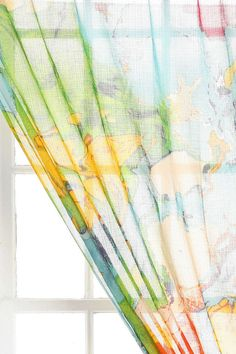 Magical Thinking Marble Curtain