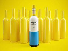 Os Simpsons em vinho
