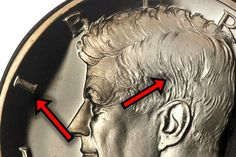 Descriptions and photos show you how to discern the different varieties of Susan B Anthony dollar coins. You will learn how to identify valuable coins. Old Coins Worth Money, Old Money, Sacagawea Dollar, Susan B Anthony, Valuable Coins, Valuable Pennies, Money Notes, All Currency, Kennedy Half Dollar