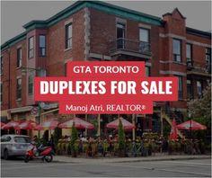 Best Duplex For Sale Houses in Toronto ON MLS® Listings