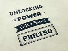 seanwes podcast 008: Unlocking the Power of Value-Based Pricing (Hint: It's More Than Flat Rates) http://seanwes.com/podcast/008-unlocking-the-power-of-value-based-pricing-hint-its-more-than-flat-rates/