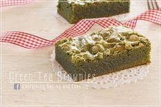 ~ Everything Baking and Cooking ~: White Chocolate Green Tea Brownies / กรีนนี่ (บราวนี่) ชาเขียวไวท์ช็อกโกแลต Toffee Cake, Matcha, Avocado Toast, Love Food, Brownies, Bakery, Tea, Cooking, Breakfast