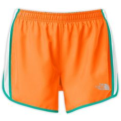 THE NORTH FACE Women`s GTD Running Shorts (these feature a zip pocket at the back, perfect for keys or energy gels)