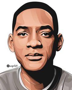 Vector Portrait, Portrait Images, Pencil Art Drawings, Cartoon Drawings, Caricature, Portrait Illustration, Sculpture, Unique Art, Vector Art