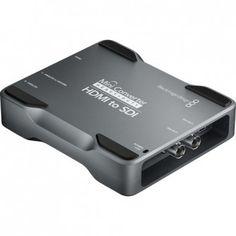 Blackmagic Design Mini Converter Heavy Duty - HDMI to SDI http://www.topendelectronics.co.nz/blackmagic-design-mini-converter-heavy-duty-hdmi-to-sdi.html