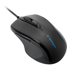 Kensington Pro Fit Wired Mid-Size Mouse, Maus, PS/2 & USB (kabelgebunden)