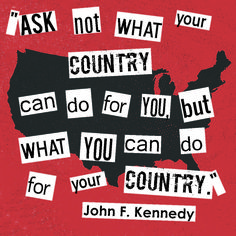 What can you do for your country?
