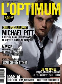 Michael Pitt, George Clooney, The Mike, Ghost In The Shell, Magazine, The Incredibles, Guys, Film, Boyfriend