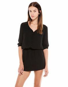 Bershka Ελλάδα - Φόρεμα BSK με λάστιχο στη μέση