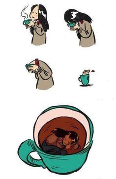 I make comics and illustrations. In exchange for money, I will make comic or illustrations for you. Coffee Girl, Coffee Is Life, I Love Coffee, My Coffee, Morning Coffee, Coffee Shop, Coffee Lovers, Coffee Talk, Coffee Humor