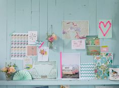 Selina Lake's book Pretty Pastel Style - photography by Catherine Gratwicke