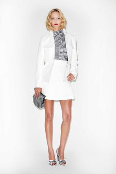 L'Wren Scott Spring 2013 RTW - Review - Fashion Week - Runway, Fashion Shows and Collections - Vogue - Vogue