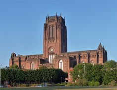 Cathedral of Liverpool, UK - Tìm với Google