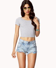 1000 images about crop top on pinterest tight crop top for Tight t shirt crop top