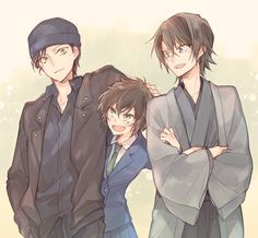 Akai siblings! --Detective Conan--